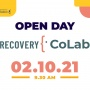 OPEN DAY-RECOVERY COLAB